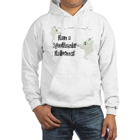 Spooktacular Halloween Hooded Sweatshirt