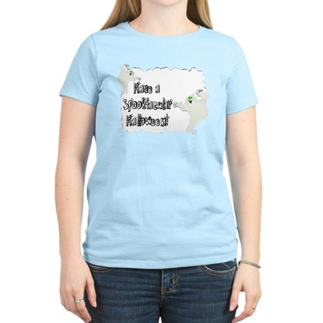 Spooktacular Halloween Women's Light T-Shirt