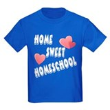 Home Sweet Homeschool T