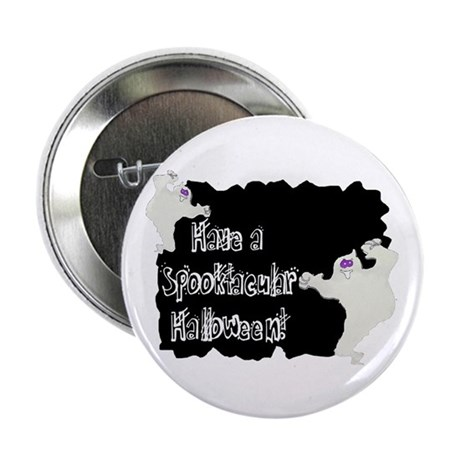 "Spooktacular Halloween 2.25"" Button (100 pack)"