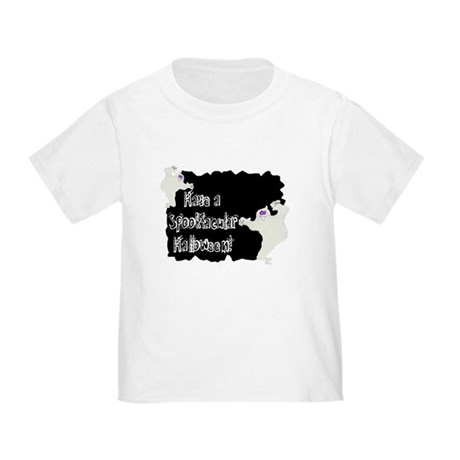 Spooktacular Halloween Toddler T-Shirt