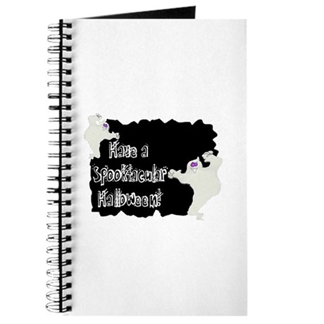 Spooktacular Halloween Journal