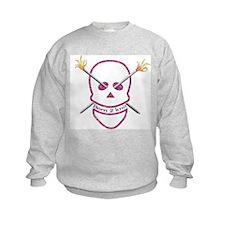 Born 2 knit Kids Sweatshirt