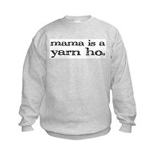 Yarn Ho Kids Sweatshirt