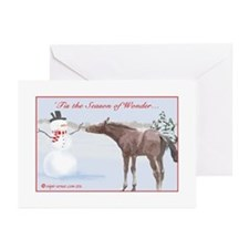 Charming Foal Holiday Cards (Pk of 10)
