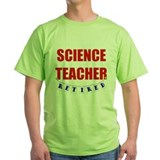 Retired Science Teacher T-Shirt