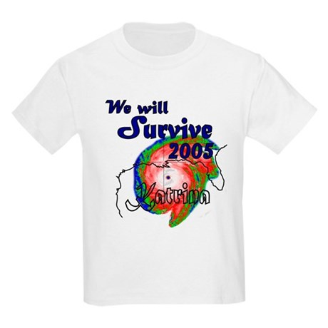 (Kids) We Will Survive 2005 Kids T-Shirt