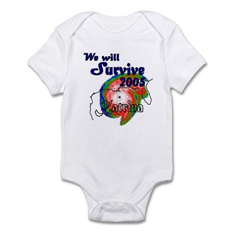We Will Survive 2005 Infant Creeper