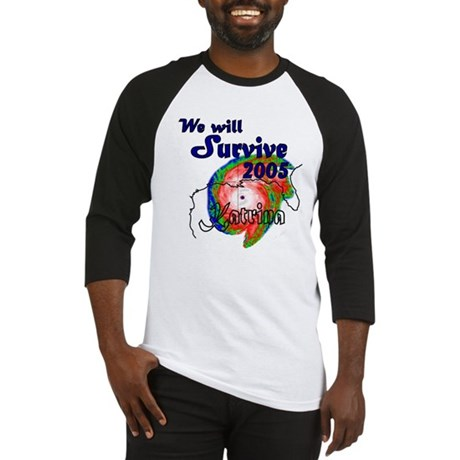 We Will Survive 2005 Baseball Jersey