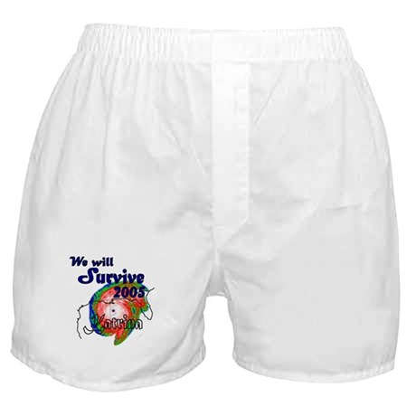 We Will Survive 2005 Boxer Shorts