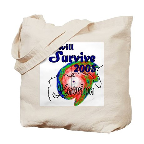 We Will Survive 2005 Tote Bag
