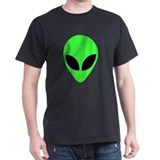 Alien Head Design 2 T-Shirt