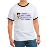 Funny retro design T