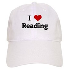 I Love Reading Baseball Cap