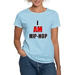 I Am Hip-Hop Women's Light T-Shirt