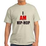 I Am Hip-Hop Light T-Shirt