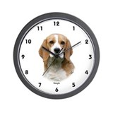 Beagle 9Y313D-038 Wall Clock