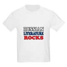 Russian Lit Rocks T-Shirt