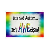 AWEtism Rectangle Magnet (100 pack)