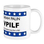SARAH PALIN VPILF Mug