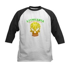 Lithuania Basketball Tee