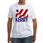 Elect Kerry Fitted Flag T-Shirt