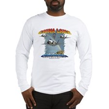 China Lake NAWC Long Sleeve T-Shirt