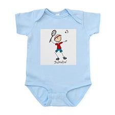 Badminton Infant Bodysuit