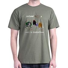 Nothin' Butt A Sheltie Xmas T-Shirt