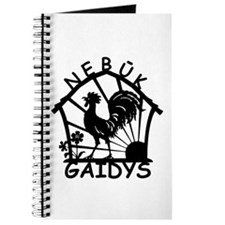 Nebuk Gaidys Journal
