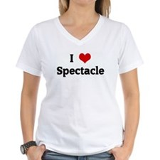 I Love Spectacle Shirt