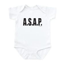 A.S.A.P. Infant Bodysuit
