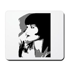"""Louise Brooks"" Mousepad"