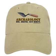 Archaeology Baseball Cap