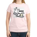 Moo Cow Women's Light T-Shirt
