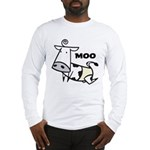 Moo Cow Long Sleeve T-Shirt