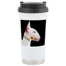 Bull terrier Ceramic Travel Mug