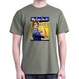 Sarah Palin We Can Do It T-Shirt