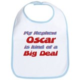 Nephew Oscar - Big Deal Bib