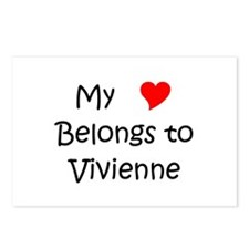 Funny Vivienne Postcards (Package of 8)