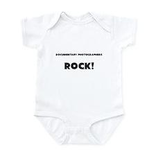 Documentary Photographers ROCK Infant Bodysuit
