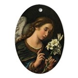 The Archangel Gabriel Christmas Ornament