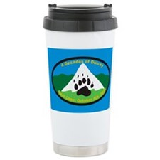 4 Decades of Dulcey Ceramic Travel Mug
