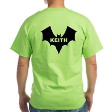 BLACK BAT KEITH T-Shirt