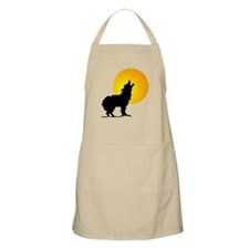 Howl at the Moon BBQ Apron