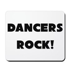 Dancers ROCK Mousepad