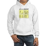 """Life is an Adventure"" Hooded Sweatshirt"