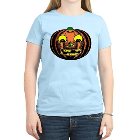 Vintage Jack-O-Lantern Women's Light T-Shirt