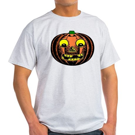 Vintage Jack-O-Lantern Light T-Shirt