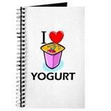 I Love Yogurt Journal